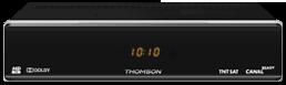 Thomson THS804 TNTSAT HD receiver