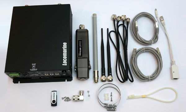 Yacht Router Kit